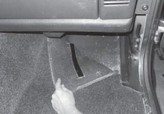 Bedtred Custom Jeep Replacement Floor Liner W Heat