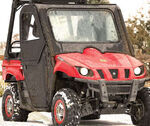 Bestop Supertop Soft Top and 2-Piece Soft Doors for UTVs - Full Cab Enclosure