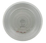 "Sealed, 4"" Round Trailer Back Up Light, Flush Mount - Clear"