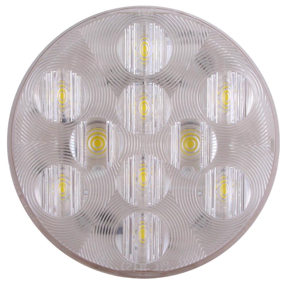 Led Backup Light - 10 Diode - Sealed - 4 U0026quot  Round