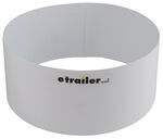Replacement Garnish Extension Ring for Ventline Vanair Trailer Roof Vent - 2-3/4""
