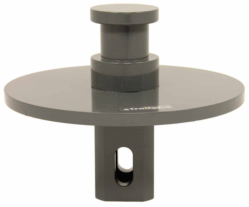 Fifth Wheel King Pin : B w turnoverball king pin adapter for trailers with