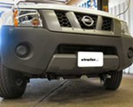 Blue Ox 2010 Nissan Xterra Base Plates