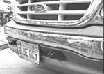 Blue Ox 2001 Ford F-150 Base Plates
