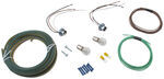 Blue Ox Tail Light Wiring Kit - Bulb and Socket