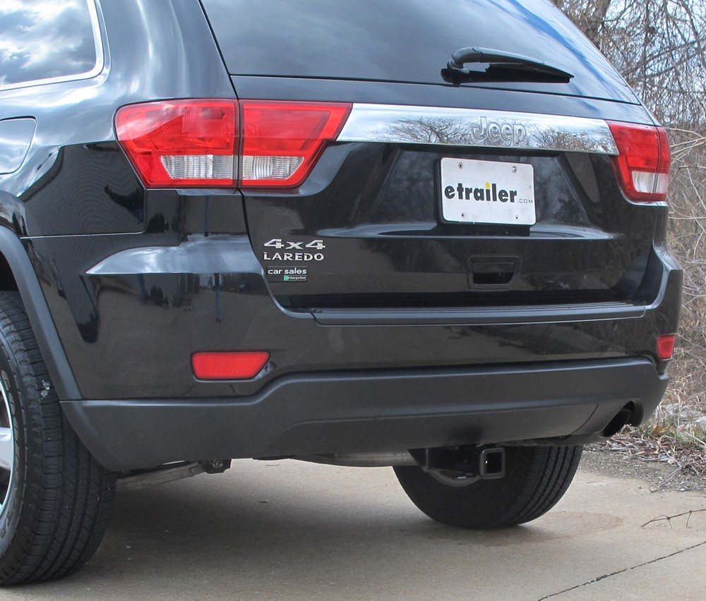 2005 Jeep Grand Cherokee Tow Package