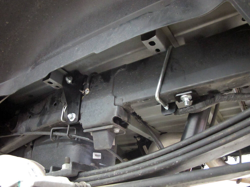 Fifth Wheel Installation Kit for Dodge Ram - Carbide