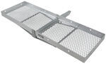 "Curt 20x60 Folding, Aluminum Cargo Carrier for 2"" Hitches - 500 lbs"