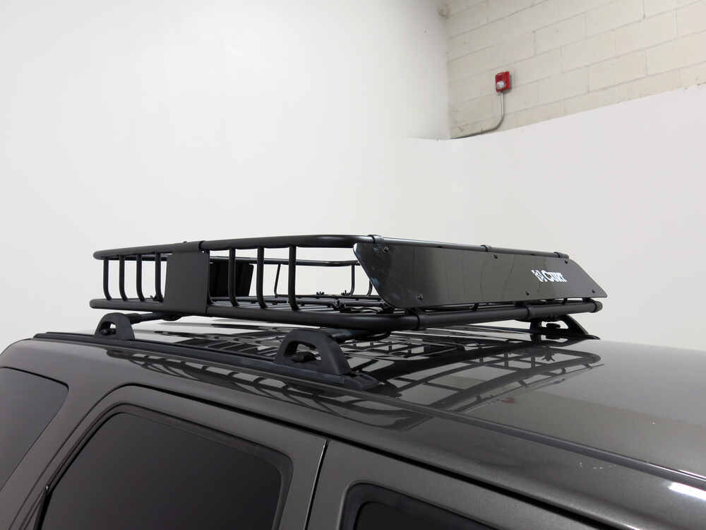 Curt Roof Mounted Cargo Basket 41 1 2 Quot Long X 37 Quot Wide X