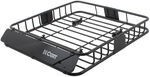 "Curt Roof Mounted Cargo Basket - 41-1/2"" Long x 37"" Wide x 4"" Deep - 150 lbs"