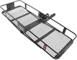 "20x60 Folding Cargo Carrier for 2"" Trailer Hitches"