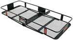 "24x60 Cargo Carrier for 2"" Trailer Hitches - Steel - 500 lbs"