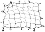 "Curt Stretchable Cargo Net - 38"" Wide x 44"" Long"