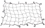 "Curt Stretchable Cargo Net - 38"" Wide x 65"" Long"