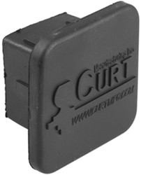 Curt Rubber Tube Cover - 2""