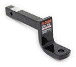 "Curt Class II Drawbar - 2-5/8"" Rise, 3-1/4"" Drop - 9-3/8"" Long - 3,500 lbs"