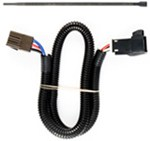 Curt 2007 Ford Explorer Wiring Adapter