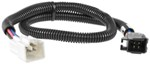 Curt 2007 Toyota 4Runner Wiring Adapter