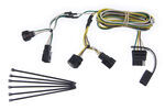 Curt 1998 Dodge Ram Pickup Custom Fit Vehicle Wiring