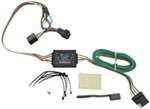 Curt 1991 Jeep Cherokee Custom Fit Vehicle Wiring