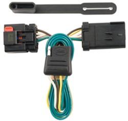 curt 2001 dodge ram pickup custom fit vehicle wiring. Black Bedroom Furniture Sets. Home Design Ideas
