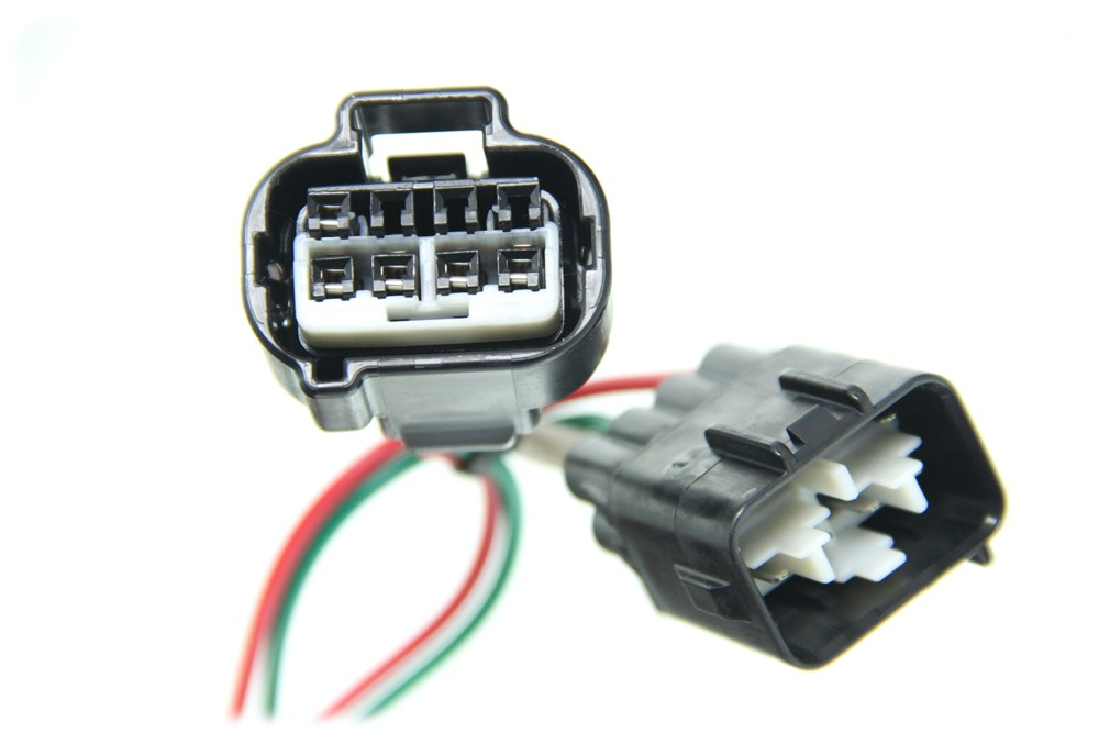 Trailer Wiring Harness For 2005 Jeep Grand Cherokee : Custom fit vehicle wiring for jeep grand cherokee