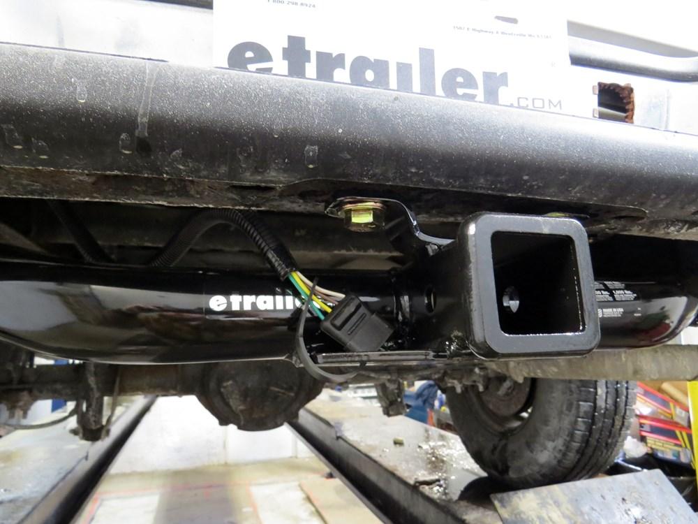 curt custom fit vehicle wiring for nissan armada 0 c55515