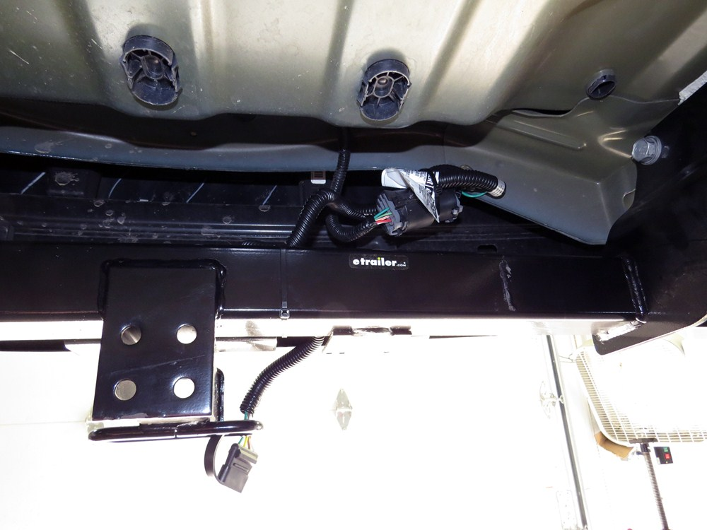 custom fit vehicle wiring by curt for 2009 expedition c55515. Black Bedroom Furniture Sets. Home Design Ideas