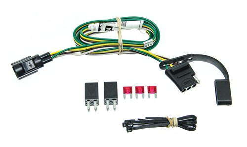 Curt Custom Fit Vehicle Wiring For Chevrolet Equinox 2007