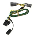 Curt 2006 Ford F-250 and F-350 Super Duty Custom Fit Vehicle Wiring
