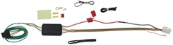 Curt 2012 Subaru Forester Custom Fit Vehicle Wiring