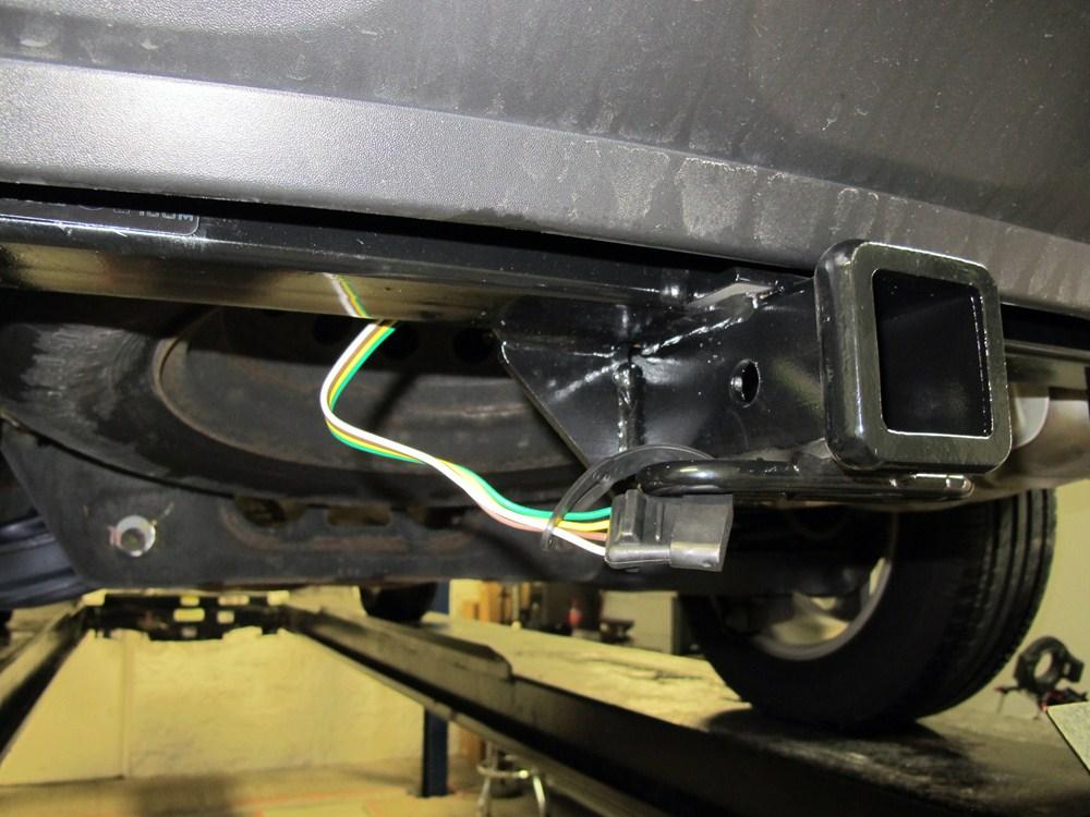 2012 Hyundai Santa Fe Trailer Wiring Harness : Custom fit vehicle wiring for hyundai santa fe curt