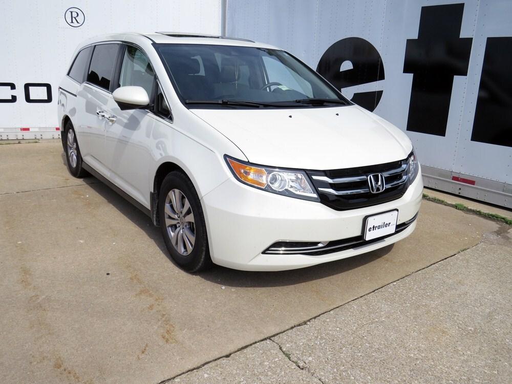 Curt Custom Fit Vehicle Wiring For Honda Odyssey 2011