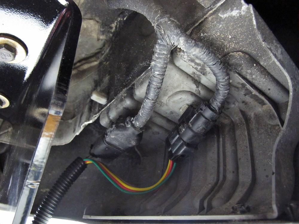 Curt Trailer Hitch Wiring Connector 55550 For 20032006 Kia Sorento