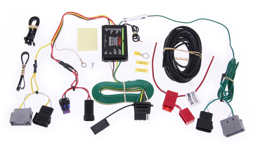 Curt Custom Fit Vehicle Wiring For Dodge Journey 2014