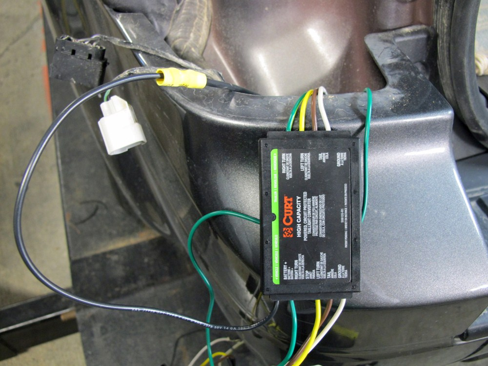 2001 Ford Escape Trailer Wiring Harness