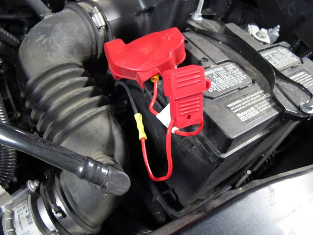 2009 Ford Escape Trailer Wiring Harness