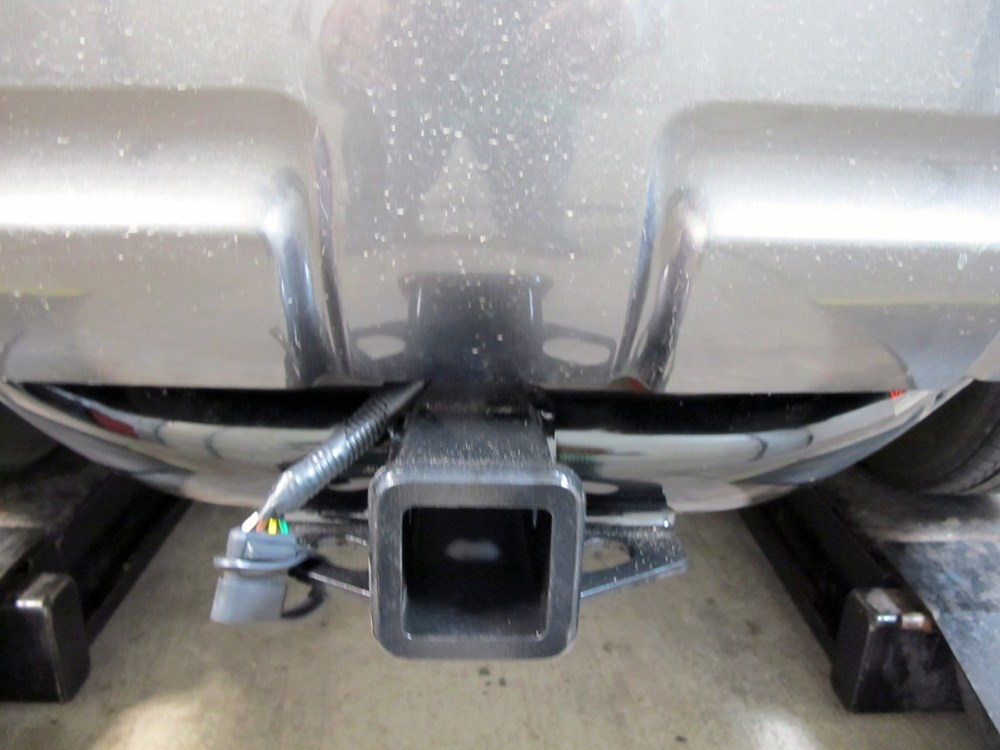 2007 Ford Edge Trailer Wiring Harness