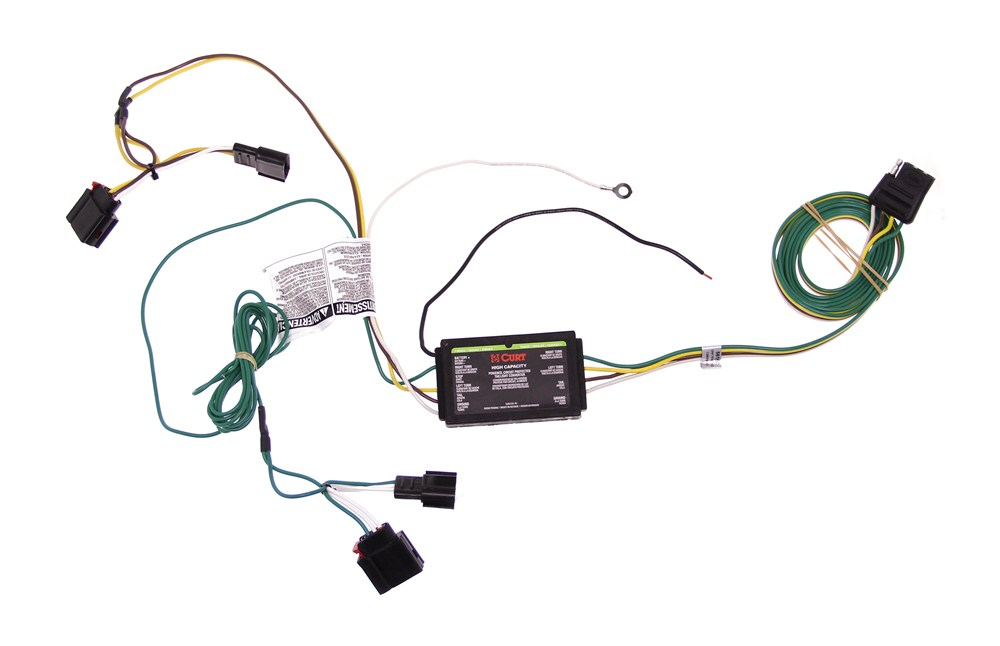 2015 Honda Pilot Wiring Harness Installation : Curt wiring harness for a honda pilot autos post