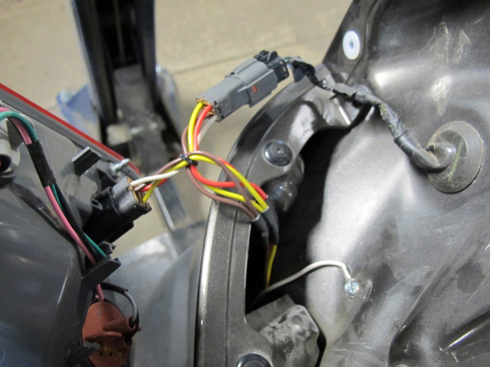 Kia sorento trailer hitch wiring diagram jeep