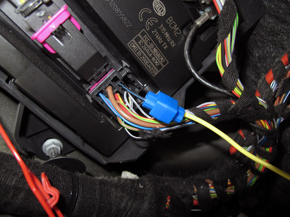Vehicle Wiring 2010 Audi Q5