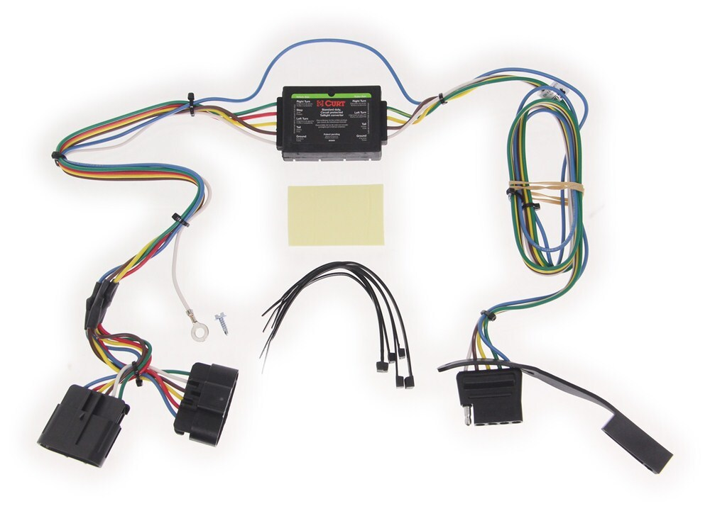 Gm Trailer Wiring Harness : Chevy trailer ke wiring harness fuse box auto diagram