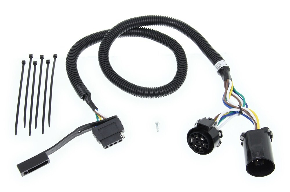 C56584_3_1000 Q Trailer Wiring Harness on jeep liberty, toyota tacoma 7 pin, jeep grand cherokee,