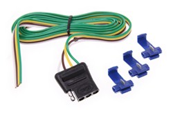 Curt 2003 Chevrolet Blazer Custom Fit Vehicle Wiring