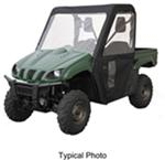 Classic Accessories All-Weather UTV Cab Enclosure - Kawasaki Teryx - Black