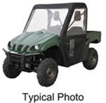 Classic Accessories All-Weather UTV Cab Enclosure - Polaris Ranger XP/HD - Black