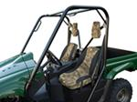 Classic Accessories Quick-Fit UTV Bench Seat Cover - Polaris Ranger 2009 XP/HD - Camo