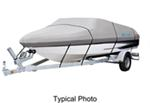 "Classic Accessories Hurricane V-Hull Runabout Boat Cover - 20' - 22' Long - 106"" Beam"