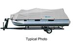 "Classic Accessories Hurricane Pontoon Boat Cover - 25' - 28' Long - 96"" Beam"