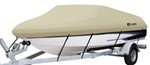 "Classic Accessories DryGuard Waterproof Boat Cover - 14' to 16' Long - Up to 90"" Beam"
